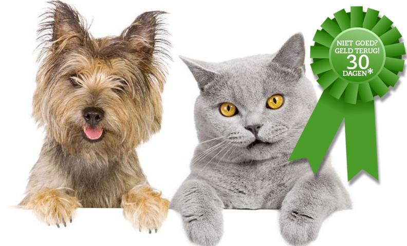 Natuurlijk vlooienmiddel kat en hond - garantie